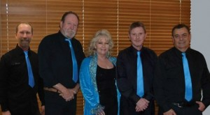 Blue Diamonds Band pic- For Web